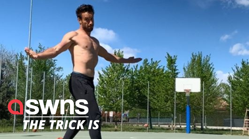 This man's incredible array of trick shots will blow your mind