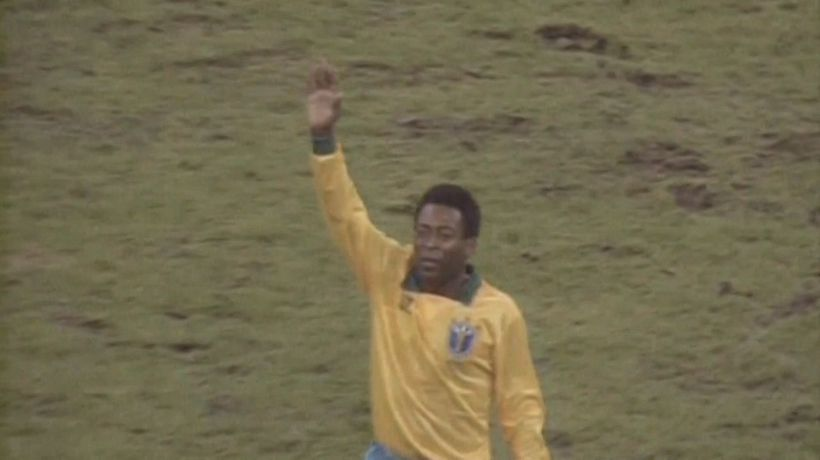 Pele: 'The King of Football'