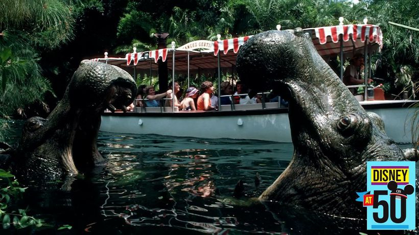 Disney World at 50: An original Jungle Cruise skipper remembers the early days