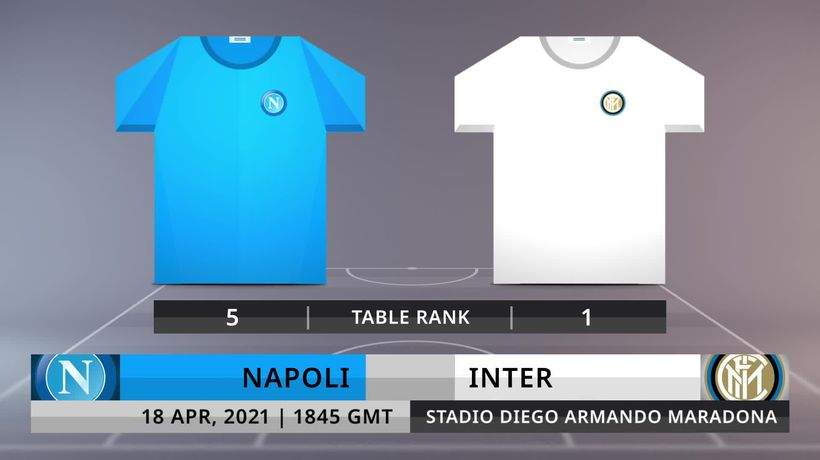 Match Preview: Napoli vs Inter on 18/4/2021
