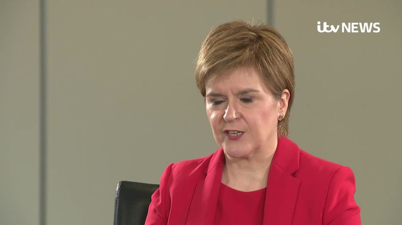 Sturgeon: I have 'no intentions' of working with Salmond