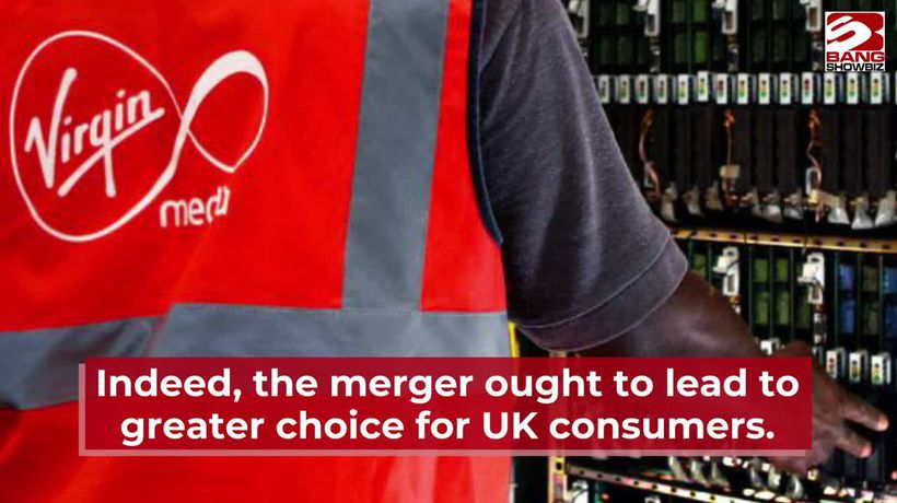 Virgin Media and O2's merger receives approval