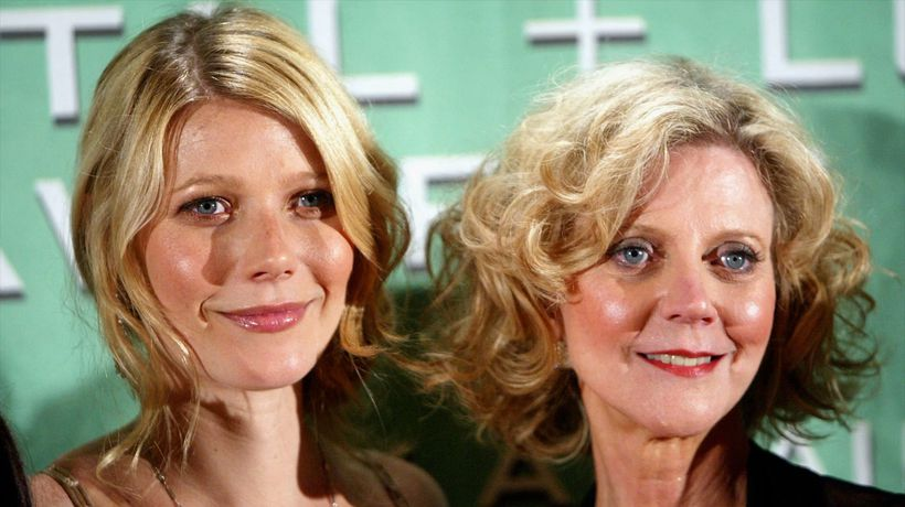 Gwyneth Paltrow's mother blushes over daughter's Goop sex products