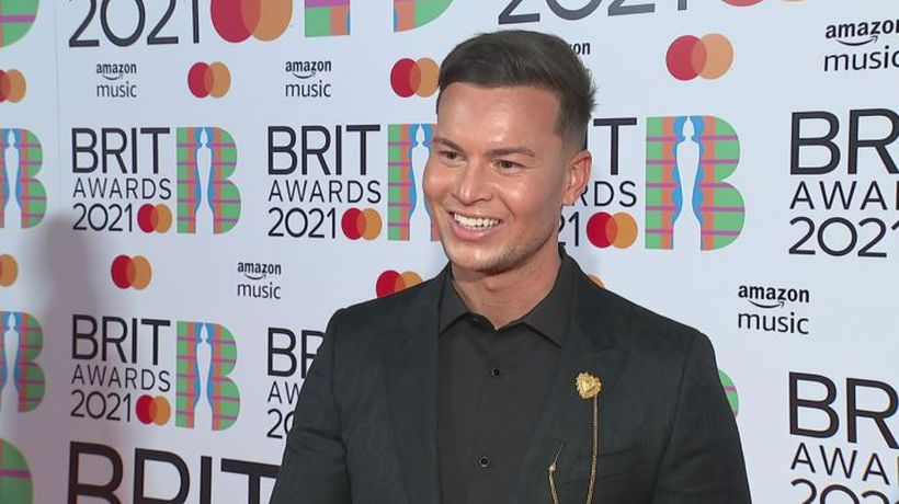 Joel Corry wants his mum to feel like a celeb at The Brits!
