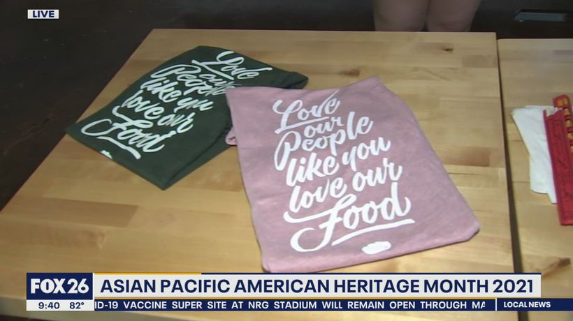 Supporting the Asian community during AAPI Heritage Month