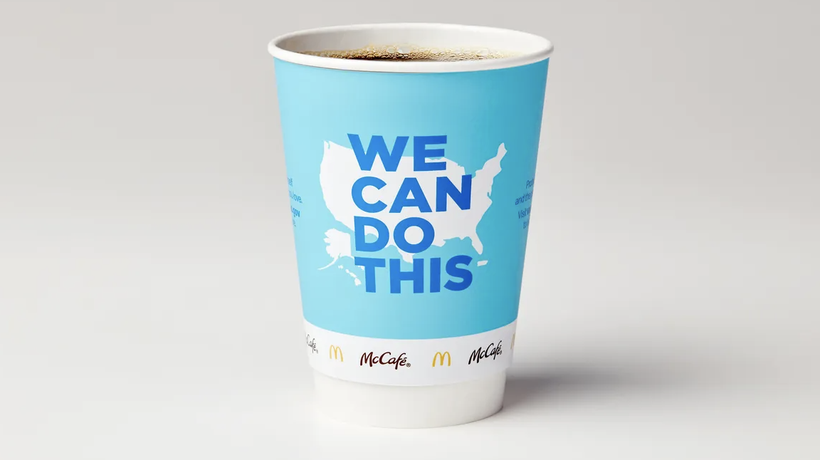 McDonald's Teams Up With Biden Admin To Promote COVID Vaccinations