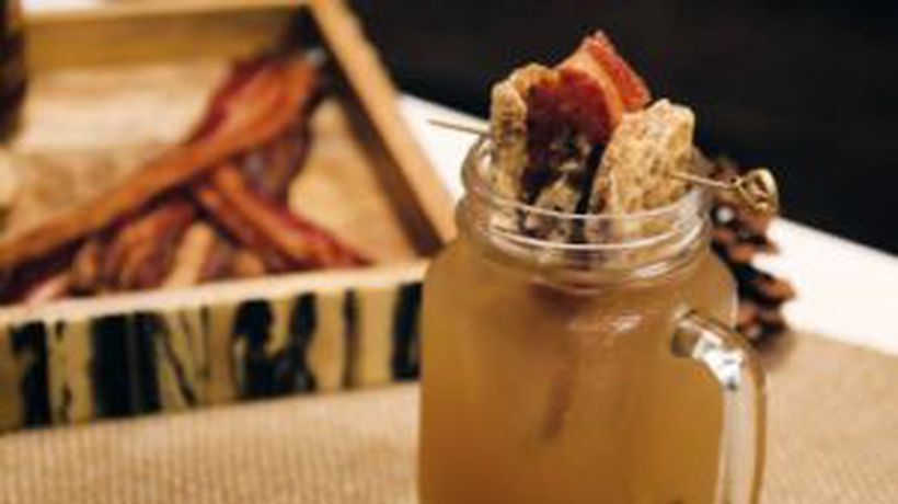 Father's Day Brunch Drink: A Bacon-Flavored Cocktail You Must Try!