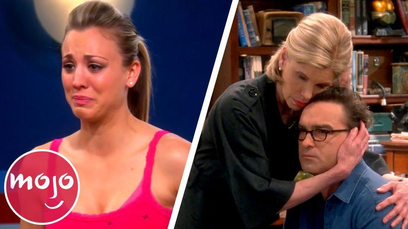 Top 10 Saddest The Big Bang Theory Moments