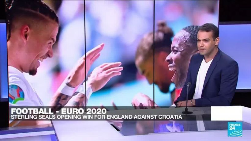Analysis: Sterling gives England 1-0 win over Croatia at Euro 2021