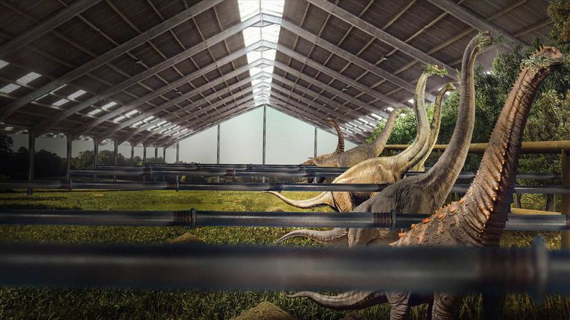What If We Raised Dinosaurs for Food?