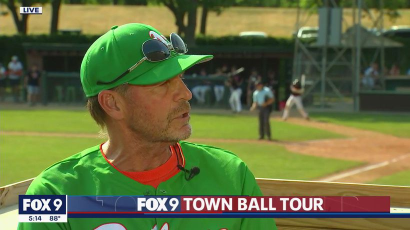 Town Ball Tour: Longtime Delano Athletics player talks about family ties on the team