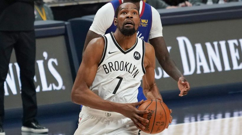Nets And KD Come Back To Defeat The Bucks