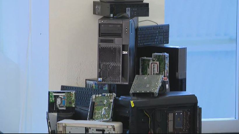Recycling e-waste the key in bridging Detroit's digital divide