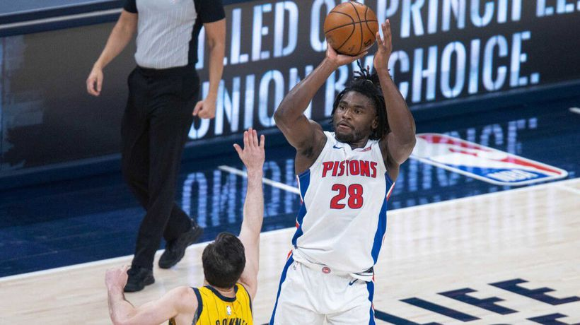 Pistons Youth Movement