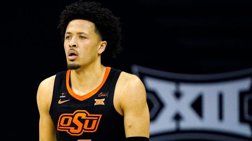 Cade Cunningham +250 On BetMGM To Win NBA Rookie Of The Year