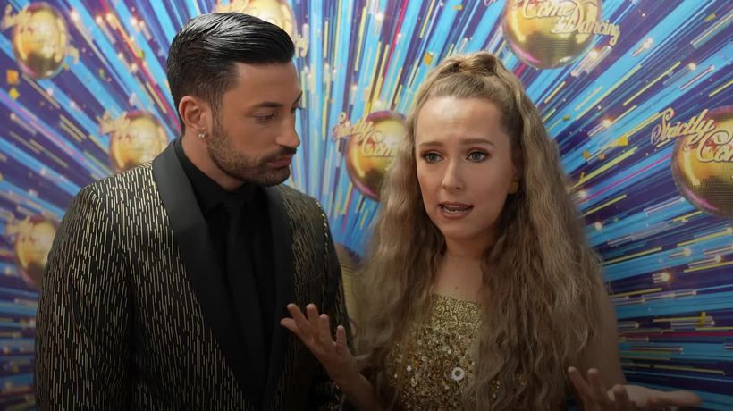 Strictly's first deaf contestant hopes to challenge stereotypes