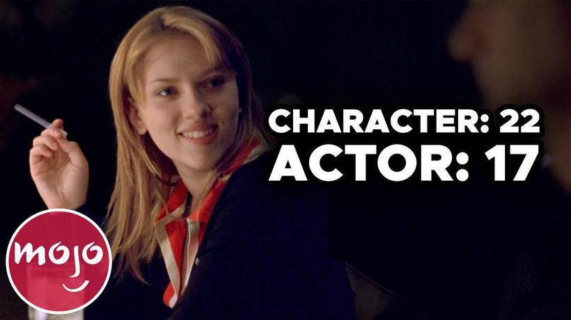 Top 10 Actors Who Were Way Younger Than Their Characters