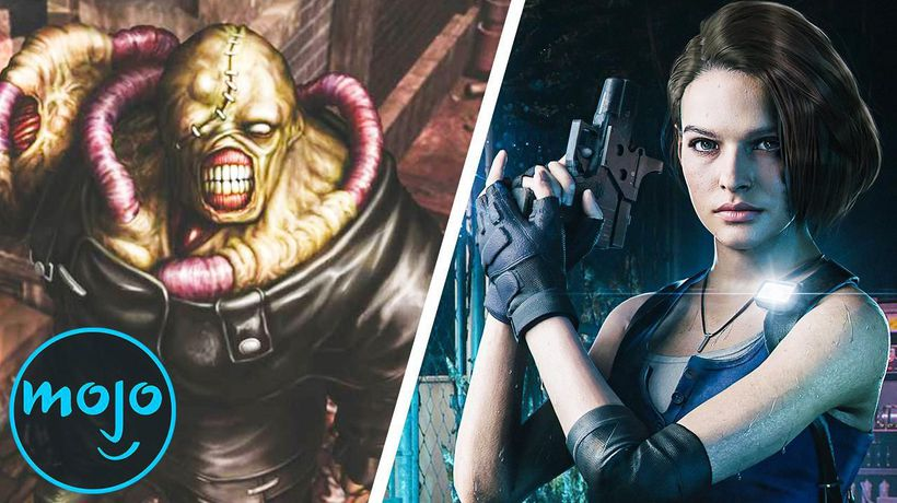 Top 10 Video Game Remakes That Got It WRONG