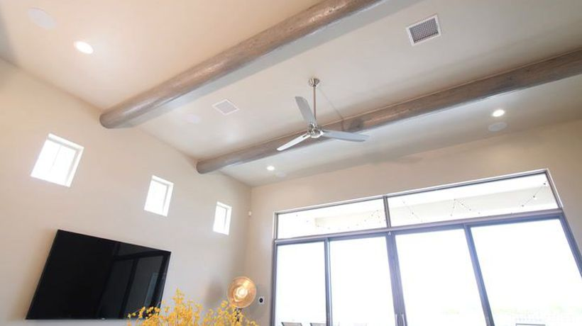 How To Build And Install Faux Beams