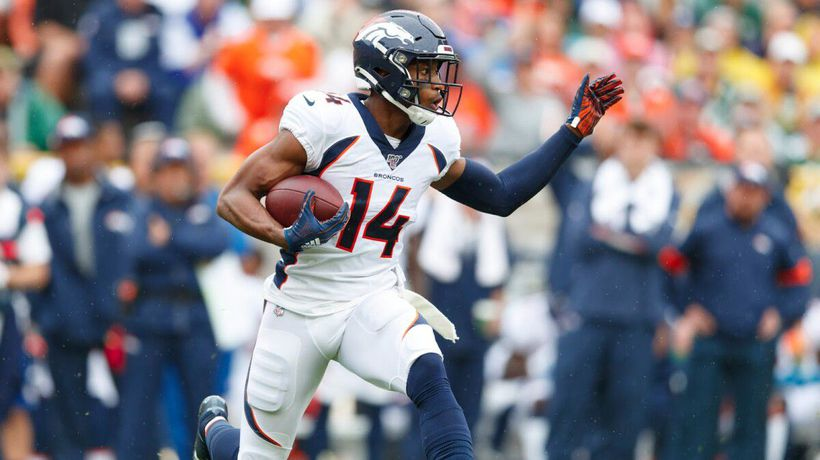 Buy Or Sell: Courtland Sutton