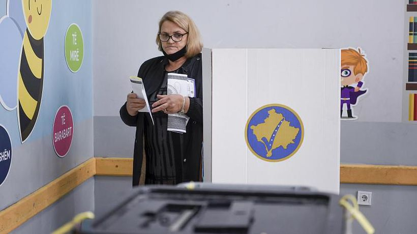 Municipal Elections take place in Kosovo as tensions rise with Serbia
