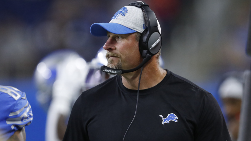 Are The Lions Building Something Under Dan Campbell?
