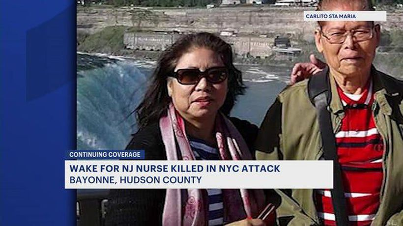 NJ nurse fatally shoved in Times Square remembered by family and friends