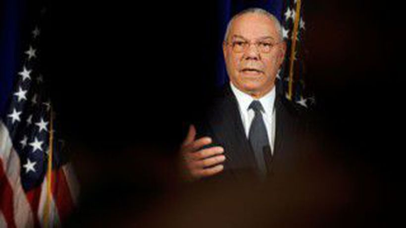 Colin Powell, first Black US secretary of state, dies of COVID