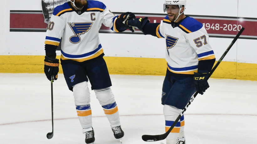 St Louis Blues Vs Arizona Coyotes Preview October 18th