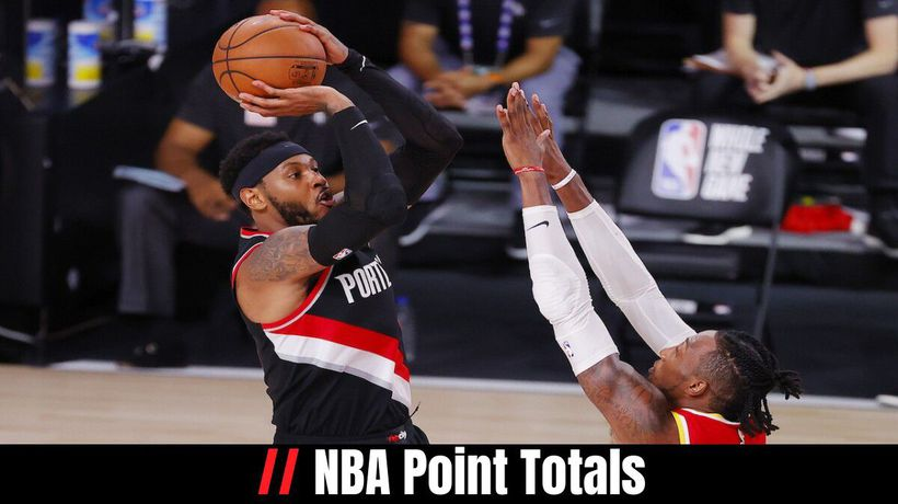 NBA Point Totals