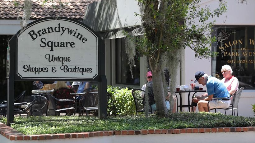 Winter Park's Park Avenue: COVID economic hit has business struggling along tony retail address