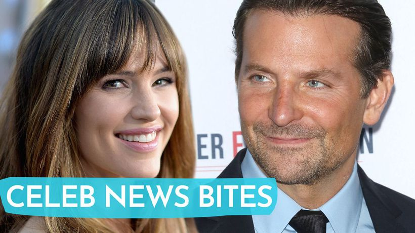 Bradley Cooper And Jennifer Garner Have FLIRTY Beach Date Sparking Couple Rumors!