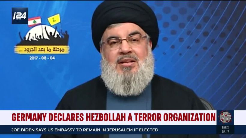 Lithuania designates Hezbollah a terrorist group, bans members from entry