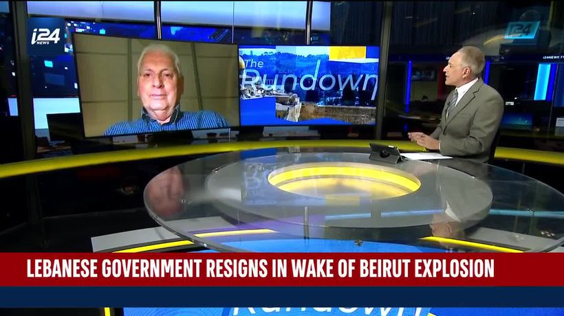 Lebanon: Parliament green-lights two-week state of emergency in Beirut