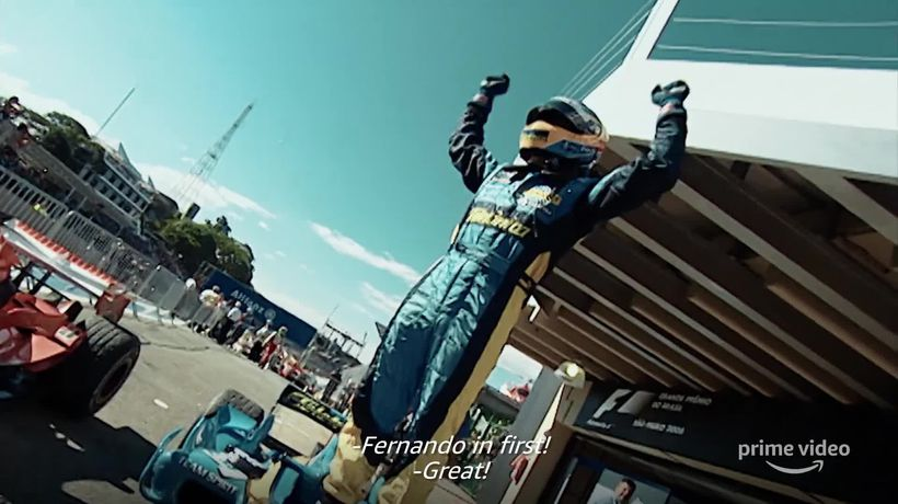 Fernando Alonso docuseries trailer released