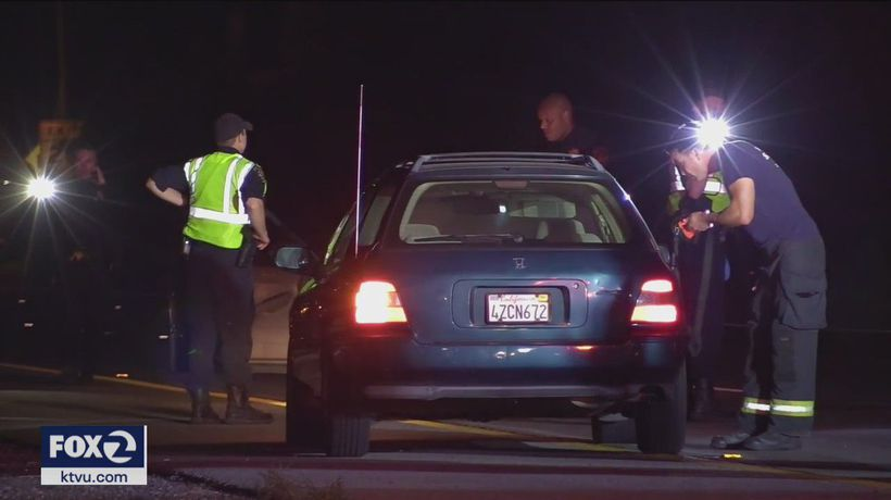 San Jose: Three stolen cars involved in deadly wreck