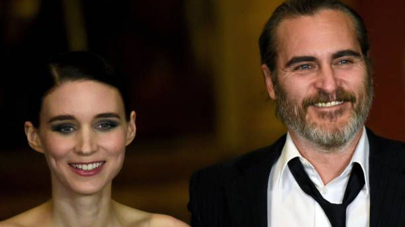 Joaquin Phoenix and Rooney Mara Reportedly Welcome a Baby Boy
