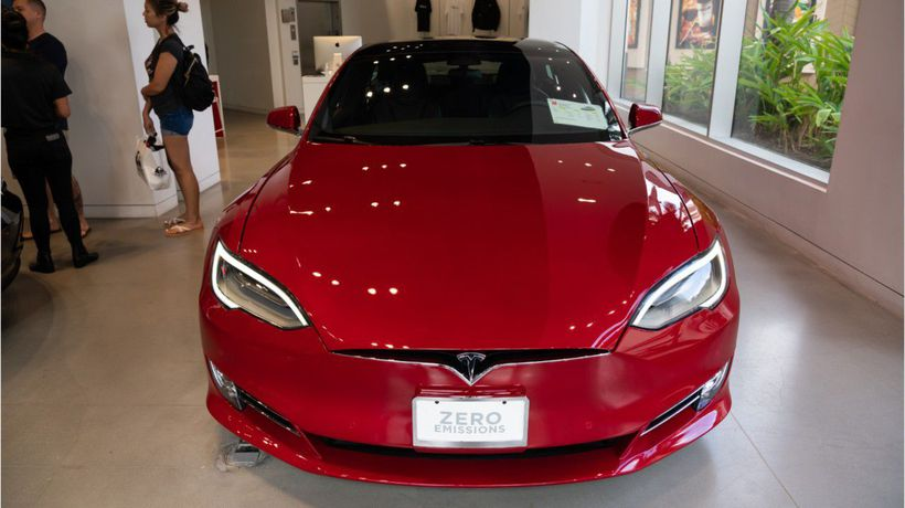 Musk: Tesla Producing 20 Million Cars By 2030