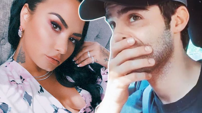 Demi Lovato's Ex Fiancé Max Ehrich Claims Engagement IS NOT OVER!