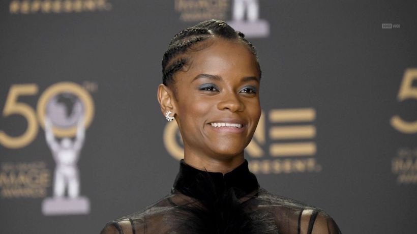 Letitia Wright is struggling with reprising 'Black Panther' role without Chadwick Boseman