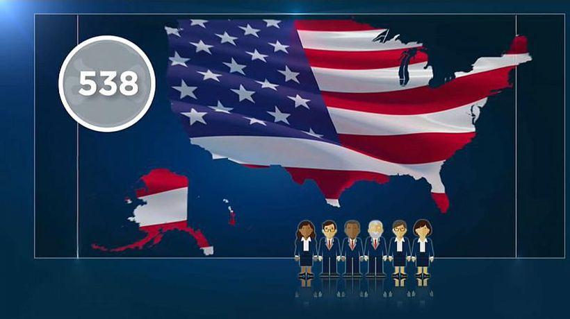 US election: What is the electoral college and how does it work?