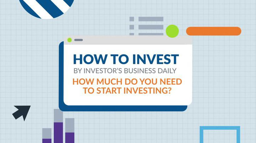 How Much Money Do You Need To Start Investing? Less Than You Think