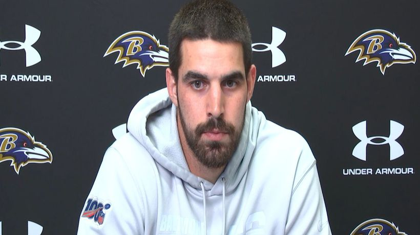 Ravens' Mark Andrews: 'We have a tough game' | VIDEO