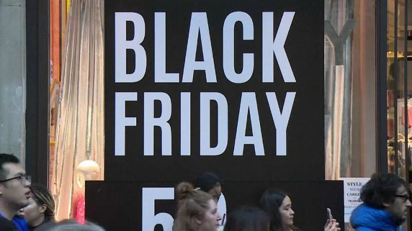 Black Friday: have lockdowns and stretched finances dampened the urge to part with cash?