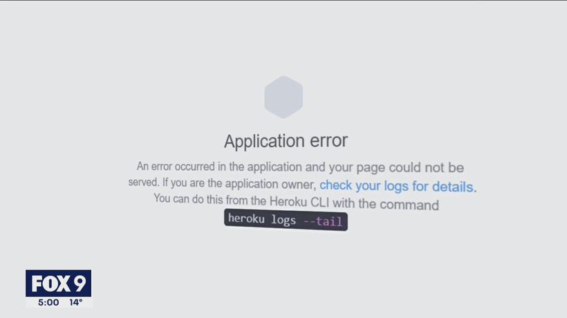 Minnesota's COVID-19 vaccine online appointment portal overloaded on 1st day