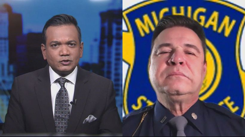 Michigan State Police watching online chatter amid security precautions for Inauguration Day