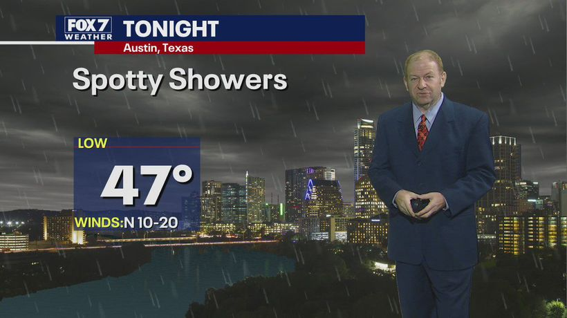 Evening weather forecast for January 19, 2020
