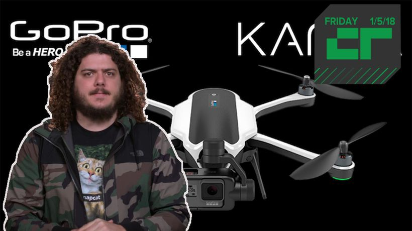 Crunch Report - GoPro Cuts 200-300 Jobs