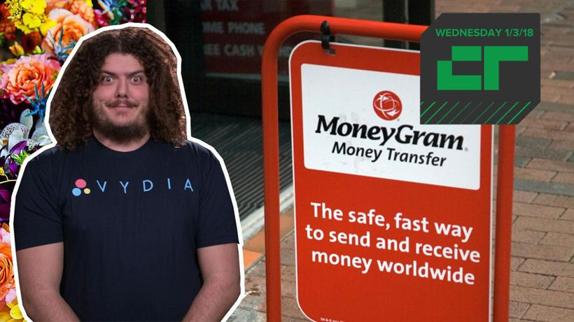 Crunch Report - MoneyGram's Sale to Alibaba Blocked by U.S. Government