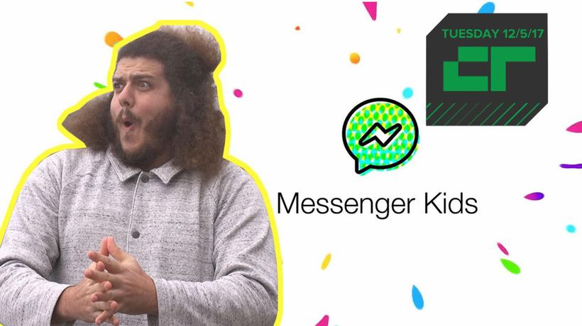 Crunch Report - Facebook Messenger Kids
